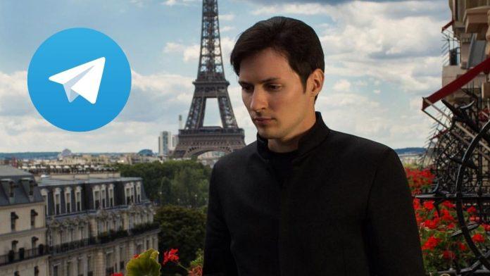 Pável Dúrov creador de la red social de mensajería Telegram