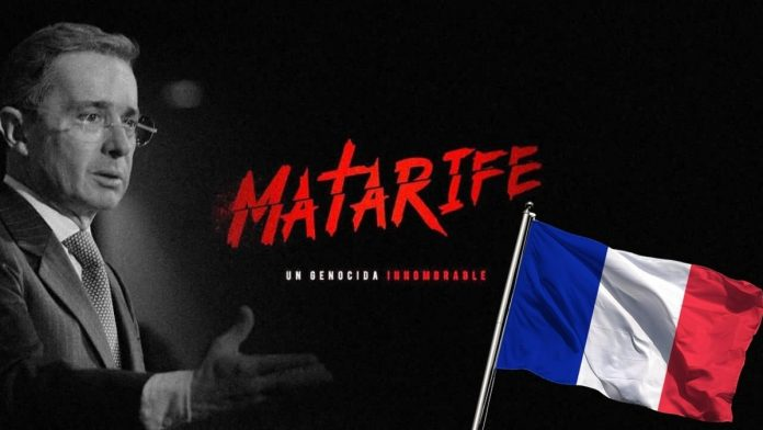 Serie Matarife llega a Francia