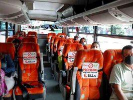 Vehículos de transporte público en Colombia