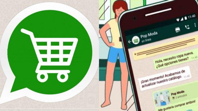 WhatsApp habilita la opción de carrito de compras