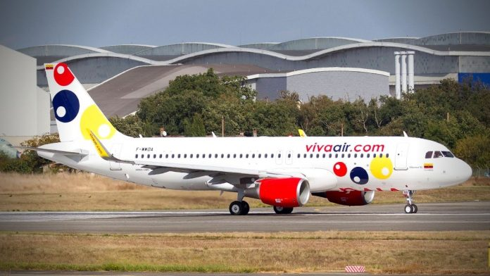 Aerolínea Viva-Air