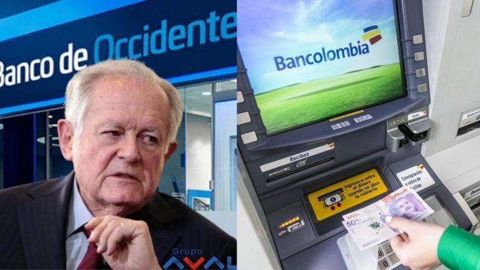 Alianza entre el Grupo Aval y Bancolombia