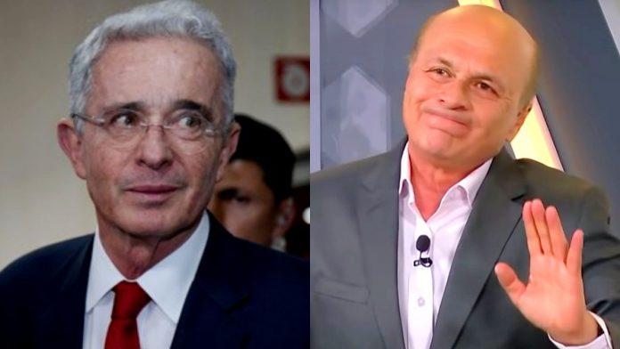 Álvaro Uribe sobre Carlos Antonio Vélez en el Senado