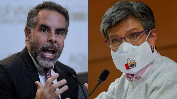 Benedetti tilda de irresponsables declaraciones de Lopez sobre nueva cepa