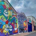 Distritos de arte y cultura en Bogotá