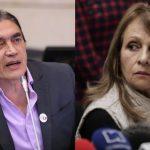 Gustavo Bolivar opina sobre renuncia de Ángela María Robledo