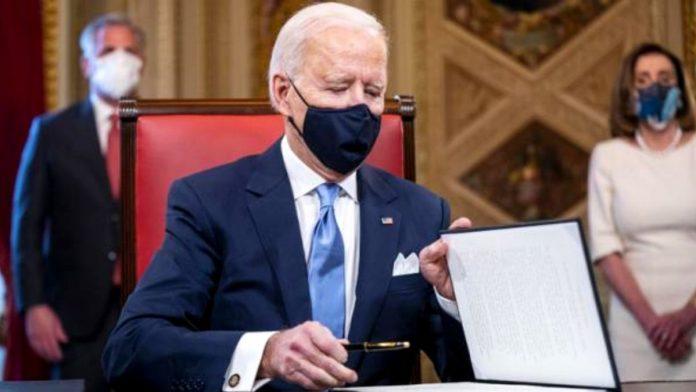 Joe Biden mantiene restricciones para ingreso a EE.UU. por Covid-19