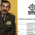 La Procuraduría destituyó al general Rodolfo Palomino por 13 años