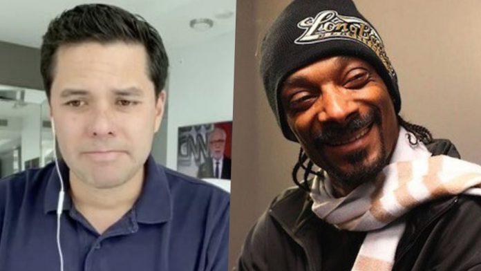 Luis Carlos Vélez Snoop Dogg