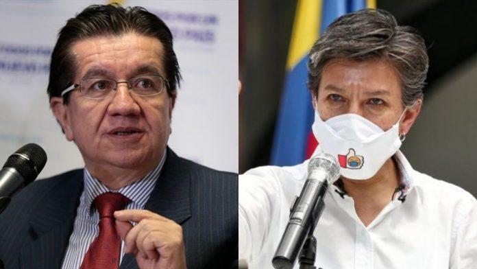 Más restrcciones en Bogotá
