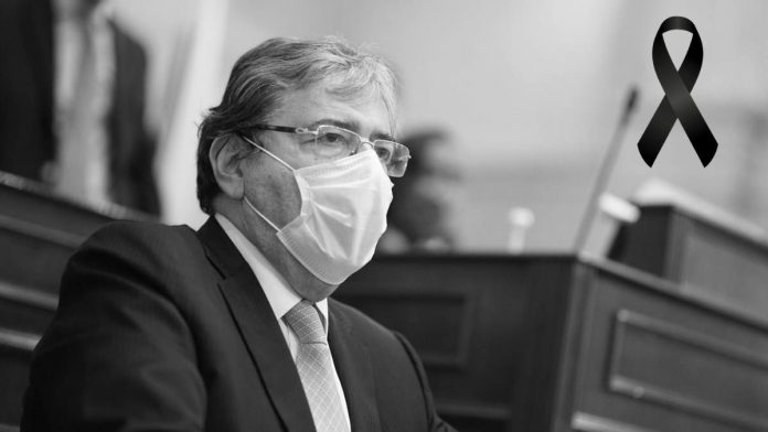 Muere Ministro de Defensa Carlos Holmes Trujillo por Covid-19