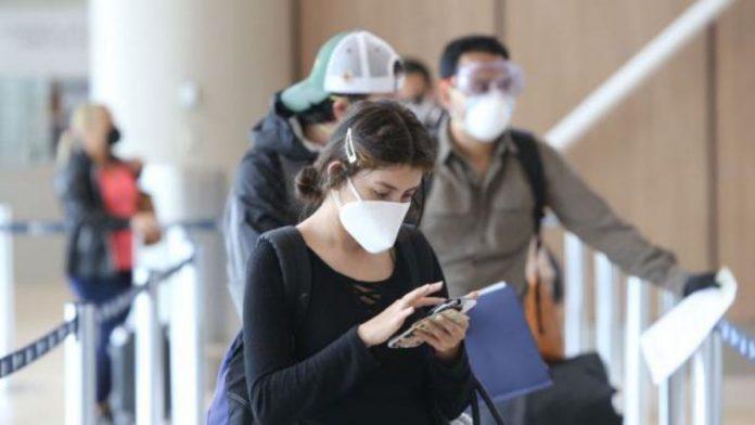 Prueba PCR a viajeros desde el 12 de enero
