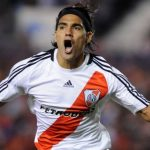 Radamel Falcao River Plate