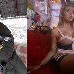 Andrea Cortés, Policía Nacional de Colombia