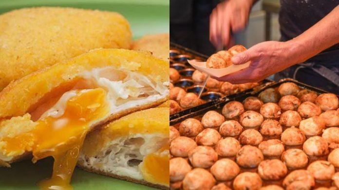 Arepa de huevo, almojábanas y pan de yuca son los preferidos por turistas