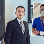Camilo Reyes aclaró que recibió un correo desde el Ministerio de Salud