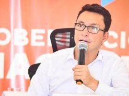 Carlos Caicedo, gobernador de Magdalena