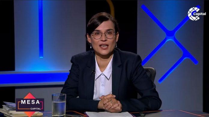 Carolina Sanín en Canal Capital