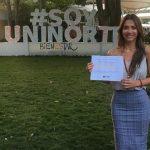 Catherine Juvinao será docente en la Universidad del Norte