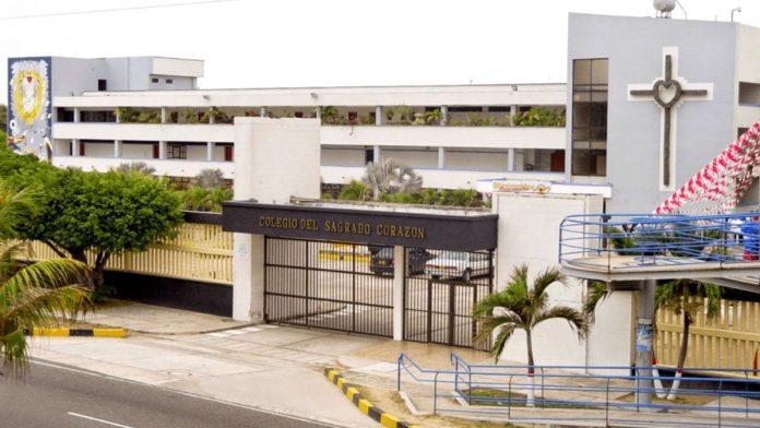 Colegio del Sagrado Corazón en cuarentena
