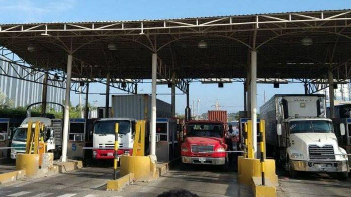 Concesión Vial seguirá cobrando peaje a camioneros en Cartagena