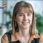 Cristina Arrastía, vicepresidenta de Negocios de Bancolombia.