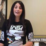 Diana Trujillo diario de Italia