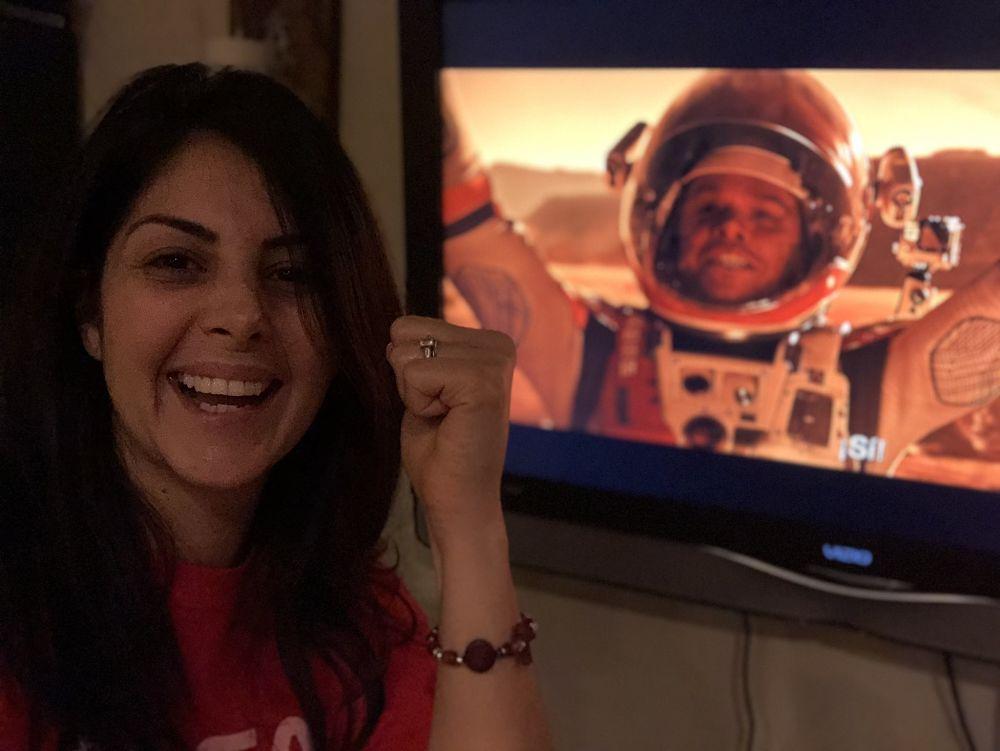 Diana Trujillo, NASA.