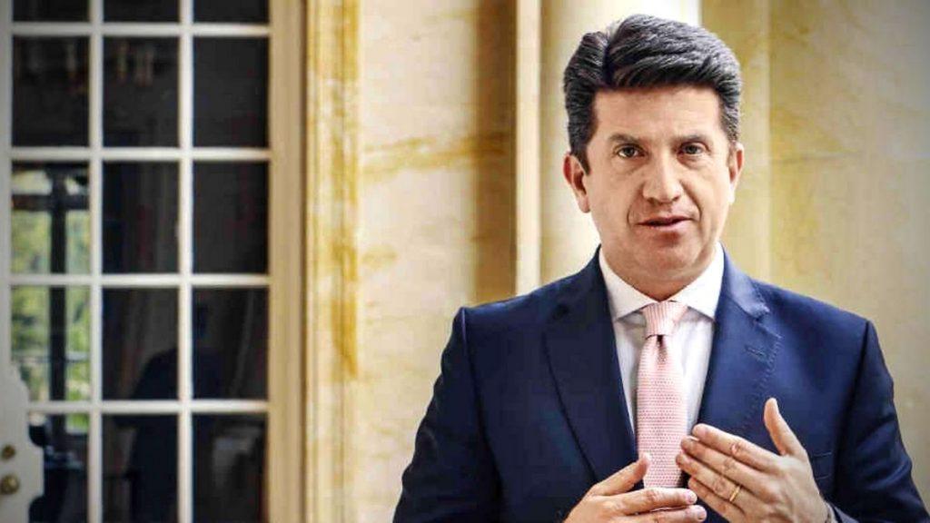 Diego Molano, nuevo Ministro de Defensa