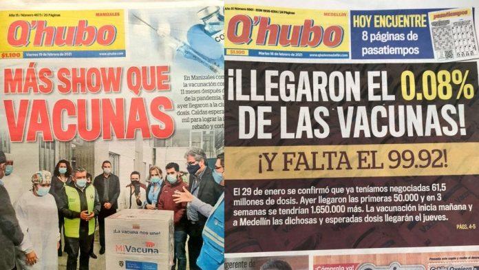 El Q'hubo se lleva la admiración de los colombianos