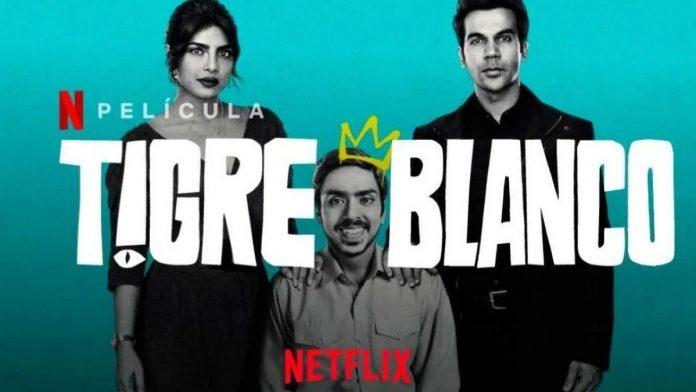 El Tigre Blanco Netflix