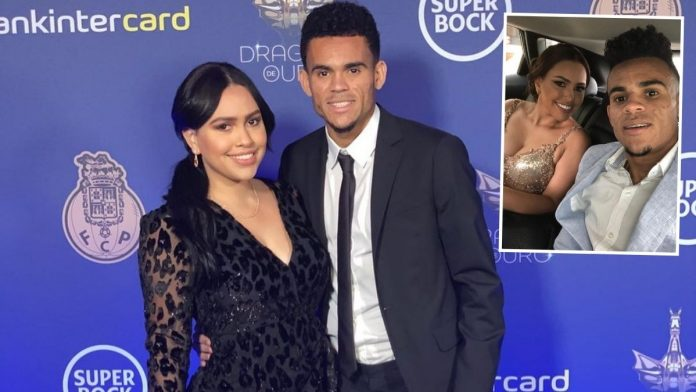 El amor une a la pareja Luis Díaz y Gera Ponce.