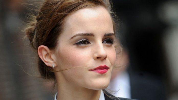 Emma Watson se aleja de las cámaras