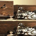 Esta imagen panorámica de alta definición de la Mastcam-Z de Perseverance de la NASA