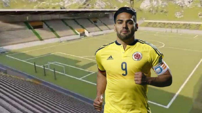 Estadio de Sogamoso llevará nombre de Radamel Falcao