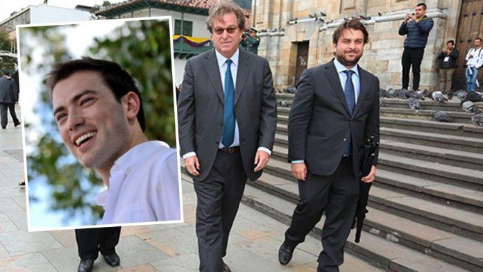 Esteban Santos contra la familia Gilinski