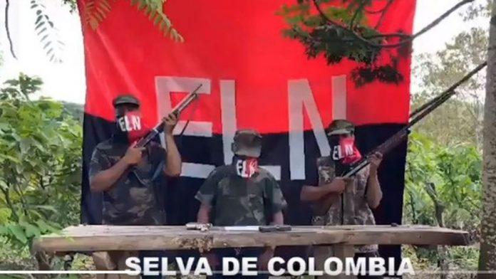 Falso video del ELN en Ecuador