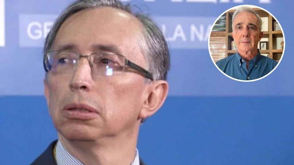 Fiscal Jaimes sobre caso Uribe