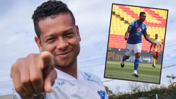 Fredy Guarín se reporta con su primer gol en Millonarios FC