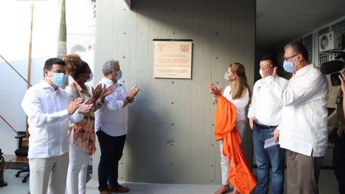 Gobierno Duque inaugura el Laboratorio de Investigación en Toxicología Ambiental y Biodiversidad en Cartagena