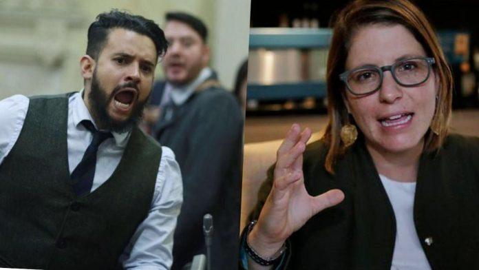 Inti Asprilla vs Juanita Goebertus