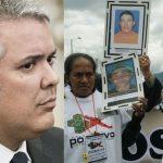 Iván Duque pide intervención de comunidad internacional en Venezuela pero no en Colombia