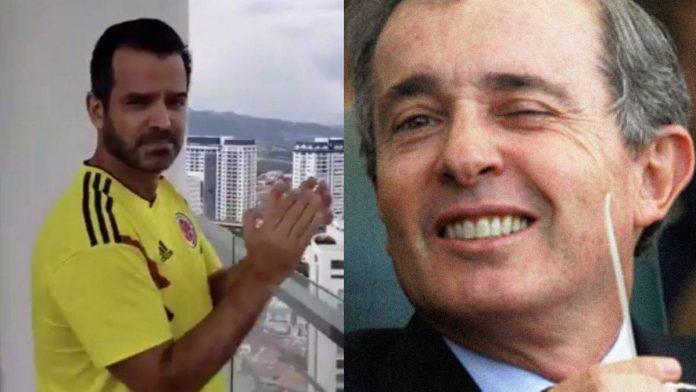 Jorge Cárdenas dice que Uribe es nuestro segundo libertador