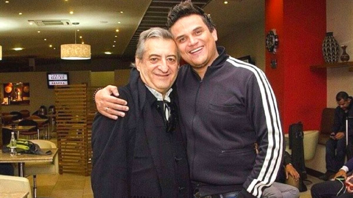 Jorge Oñate y Silvestre Dangond