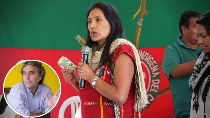 Líder indígena renuncia al partido verde