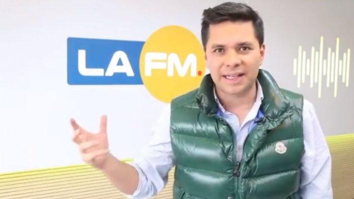 Luis Carlos Vélez, director de la FM.