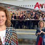 María Paula Duque saldrá de Avianca