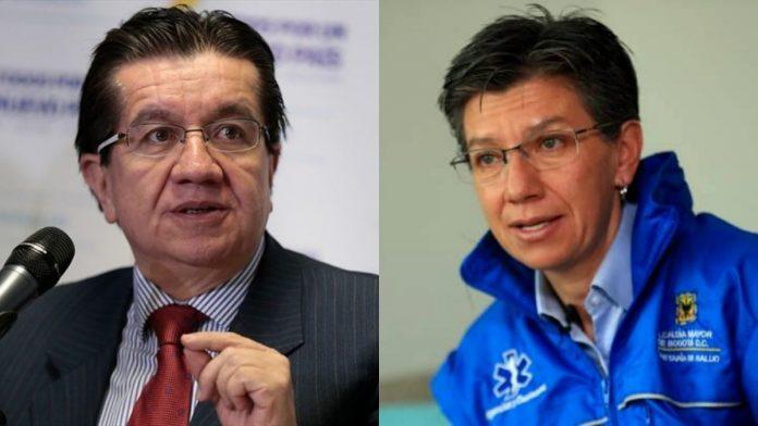 MinSalud contradice a la Alcaldía de Bogotá sobre el regreso a clases