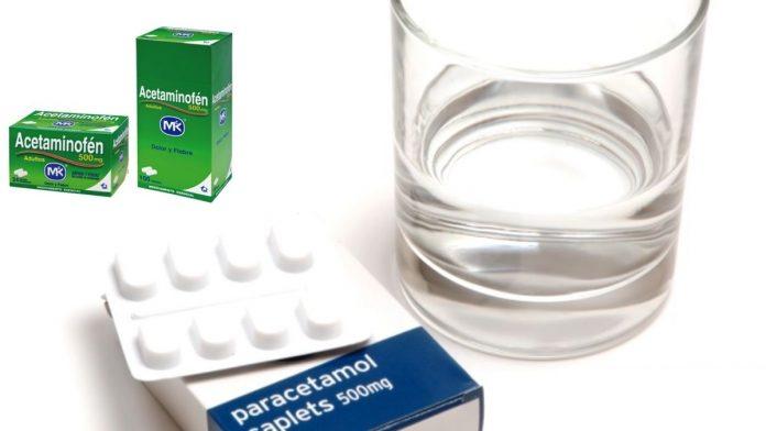 No recomiendan tomar Acetaminofén antes de la vacunación