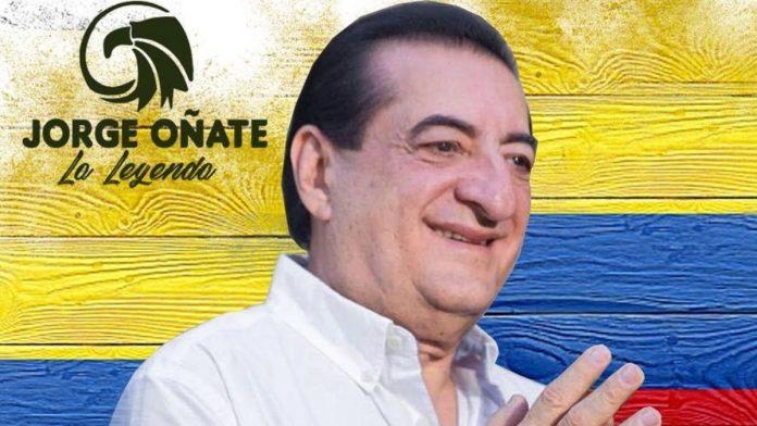 Noticias sobre Jorge Oñate